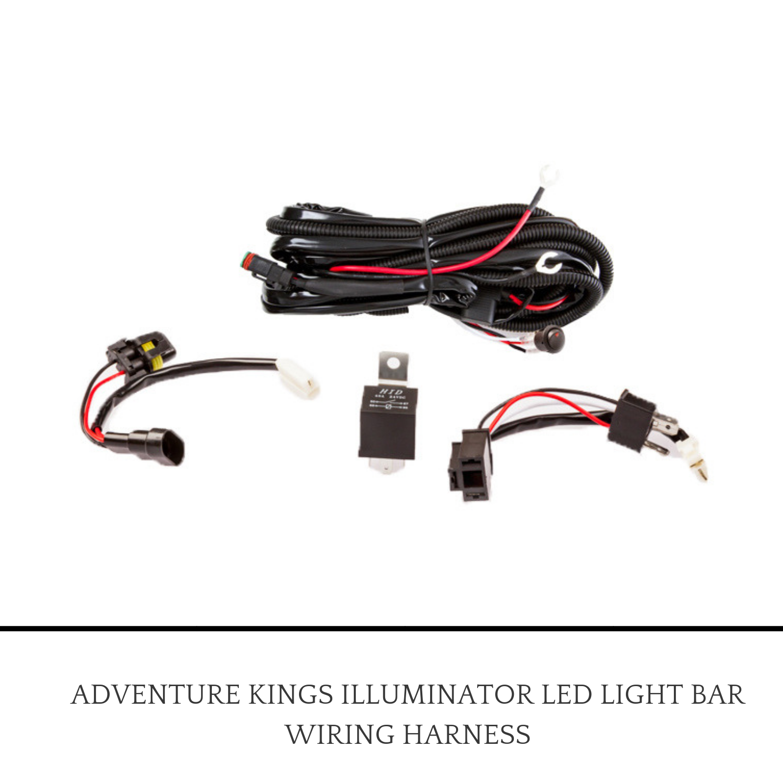 Astonishing New Automotive Wiring Harness Auto Fuse Deutsch Plug Spotlight Wiring 101 Photwellnesstrialsorg