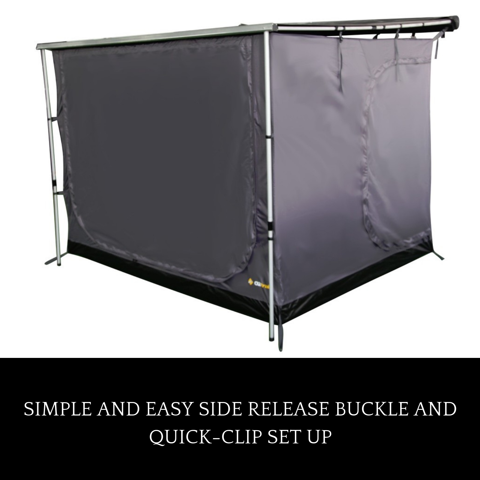 RV Shade Awning Tent Portable Outdoor Sunshade Shelter 2 ...
